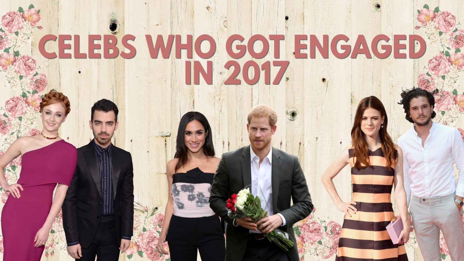 celebrities-who-got-engaged-in-2017-prince-harry-and-meghan-markle-to-rose-leslie-and-kit-harington