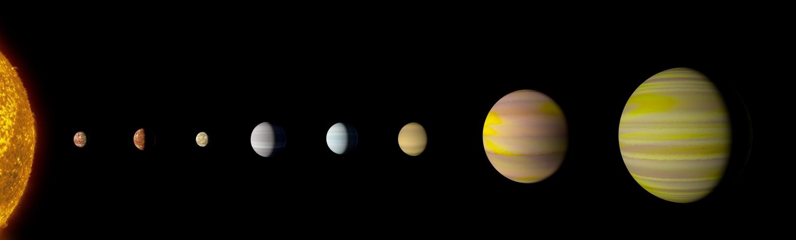 Kepler-90 star system
