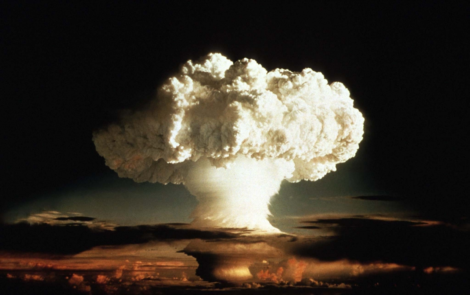 US' nuclear test