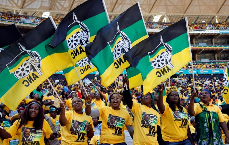 Jacob Zuma ANC South Africa