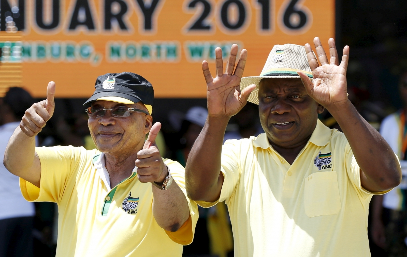 Jacob Zuma ANC South Africa