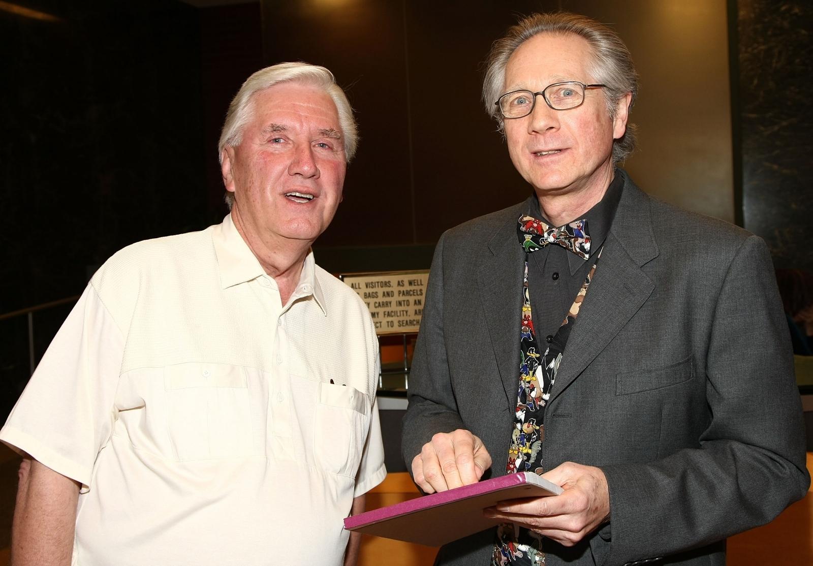 Bob Givens and Joe Adamson