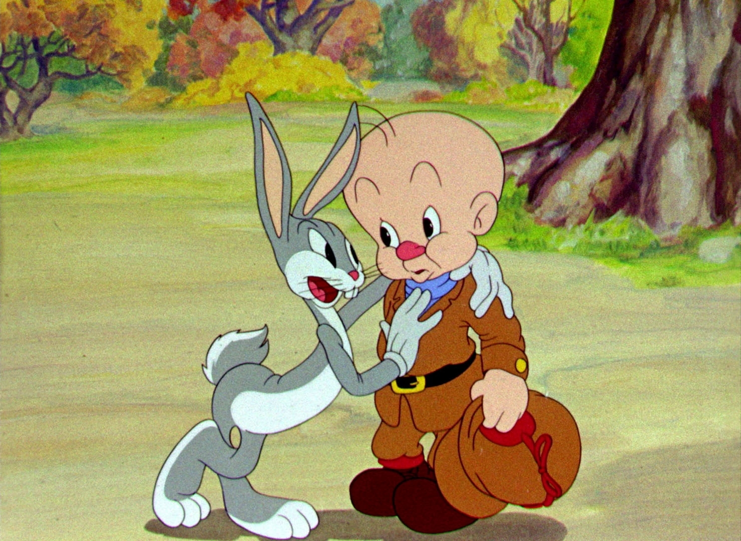 A Wild Hare Bugs Bunny