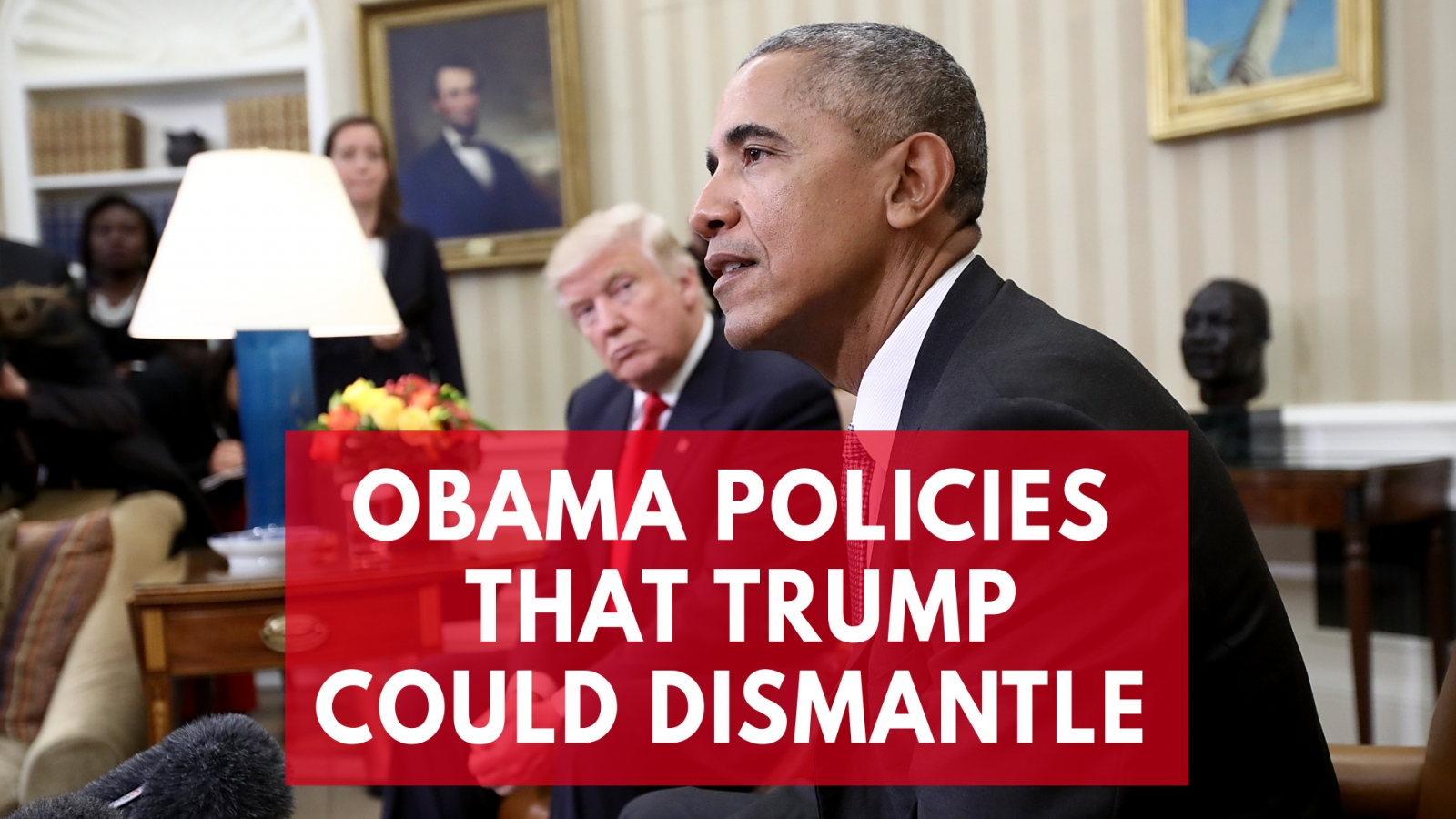 Obama policies that President Trump could dismantle in 2018