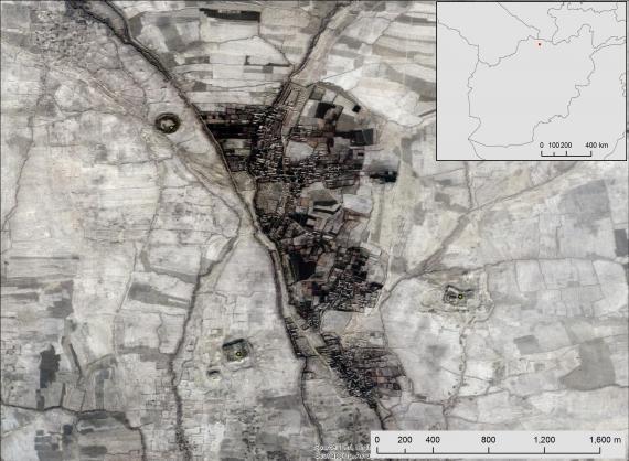 Spy satellites found thousands of Taliban-threatened Silk ...