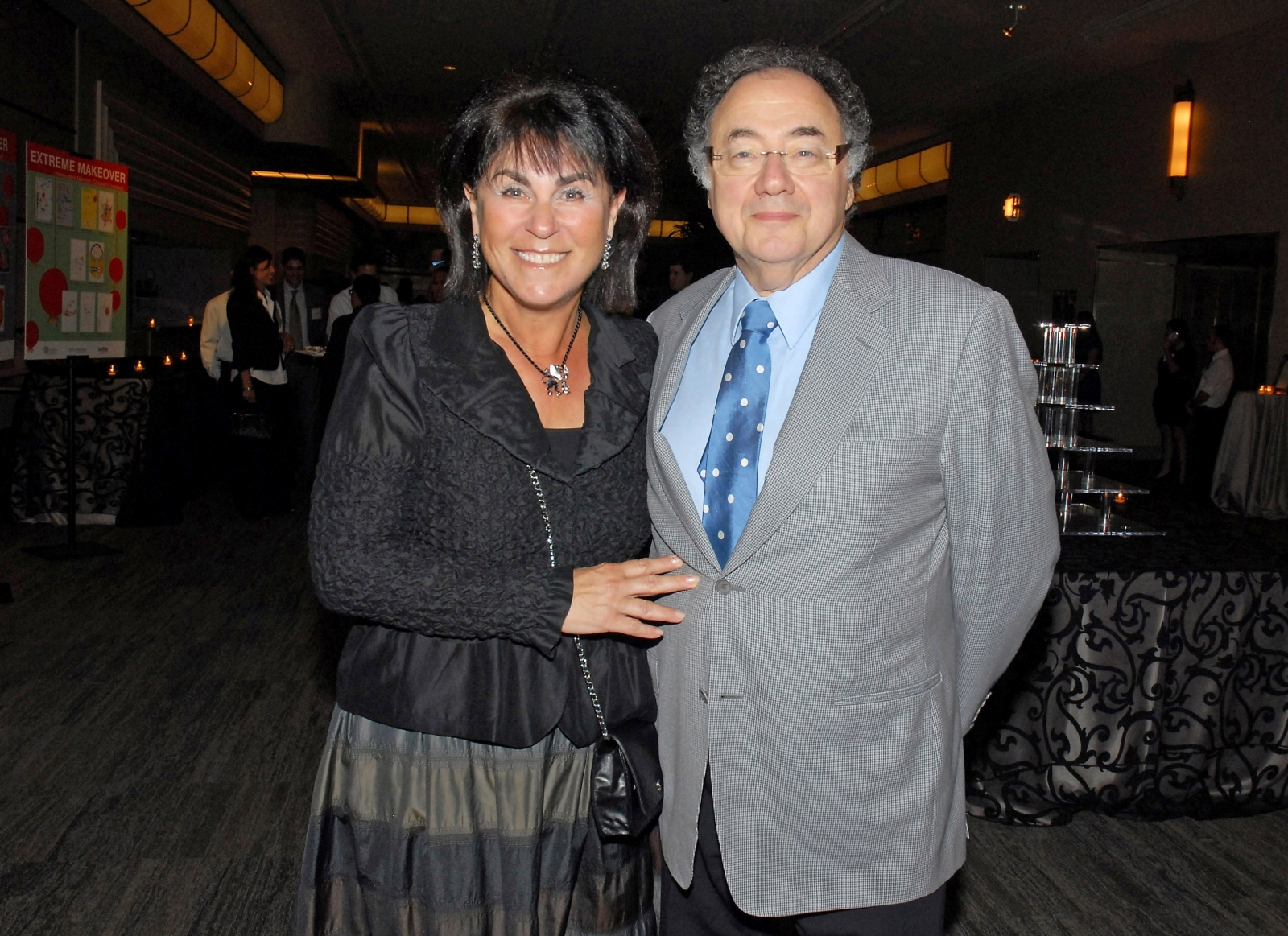 Barry Sherman Apotex Honey
