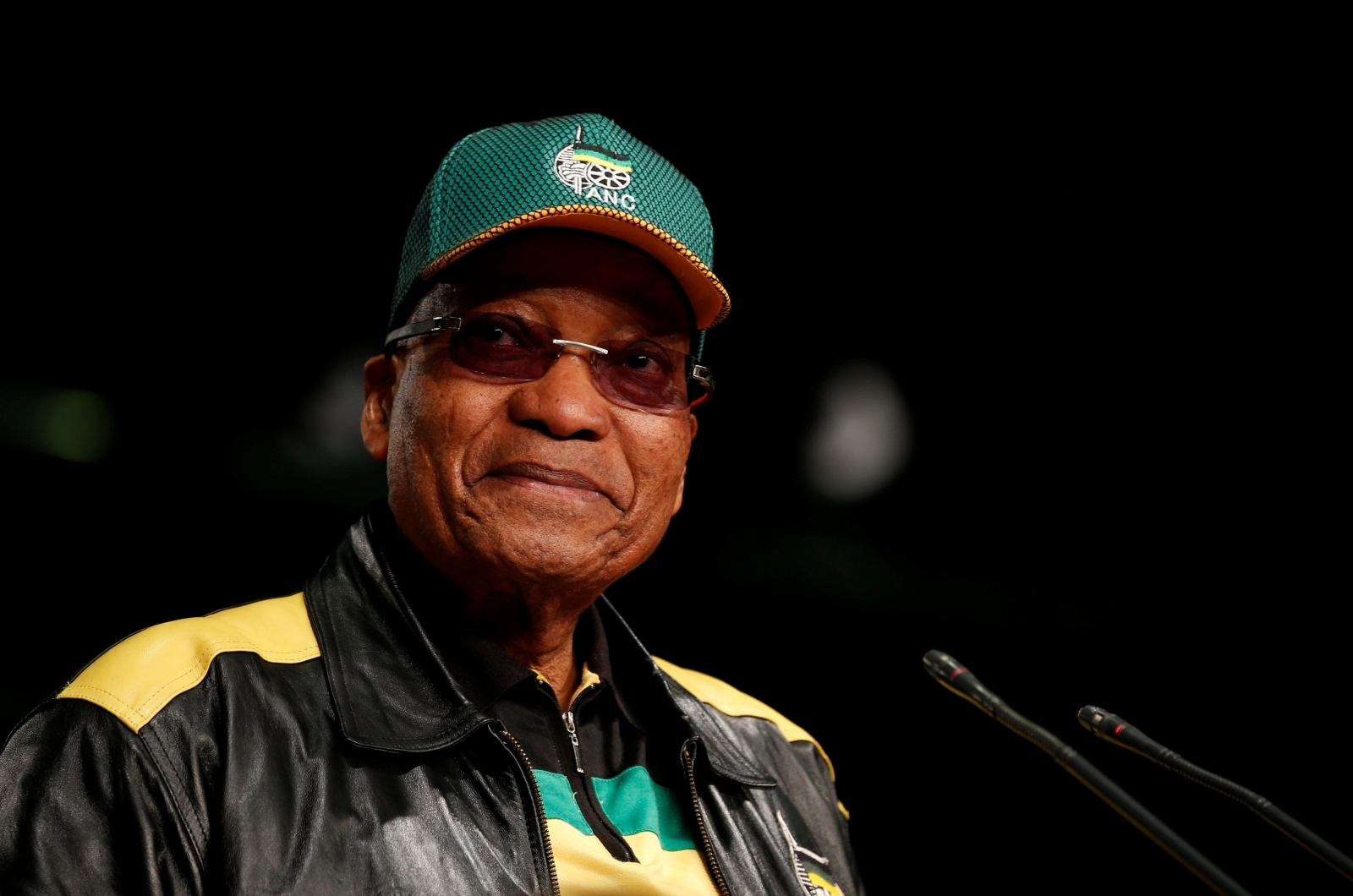 Jacob Zuma South Africa ANC