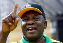 Cyril Ramaphosa South Africa ANC