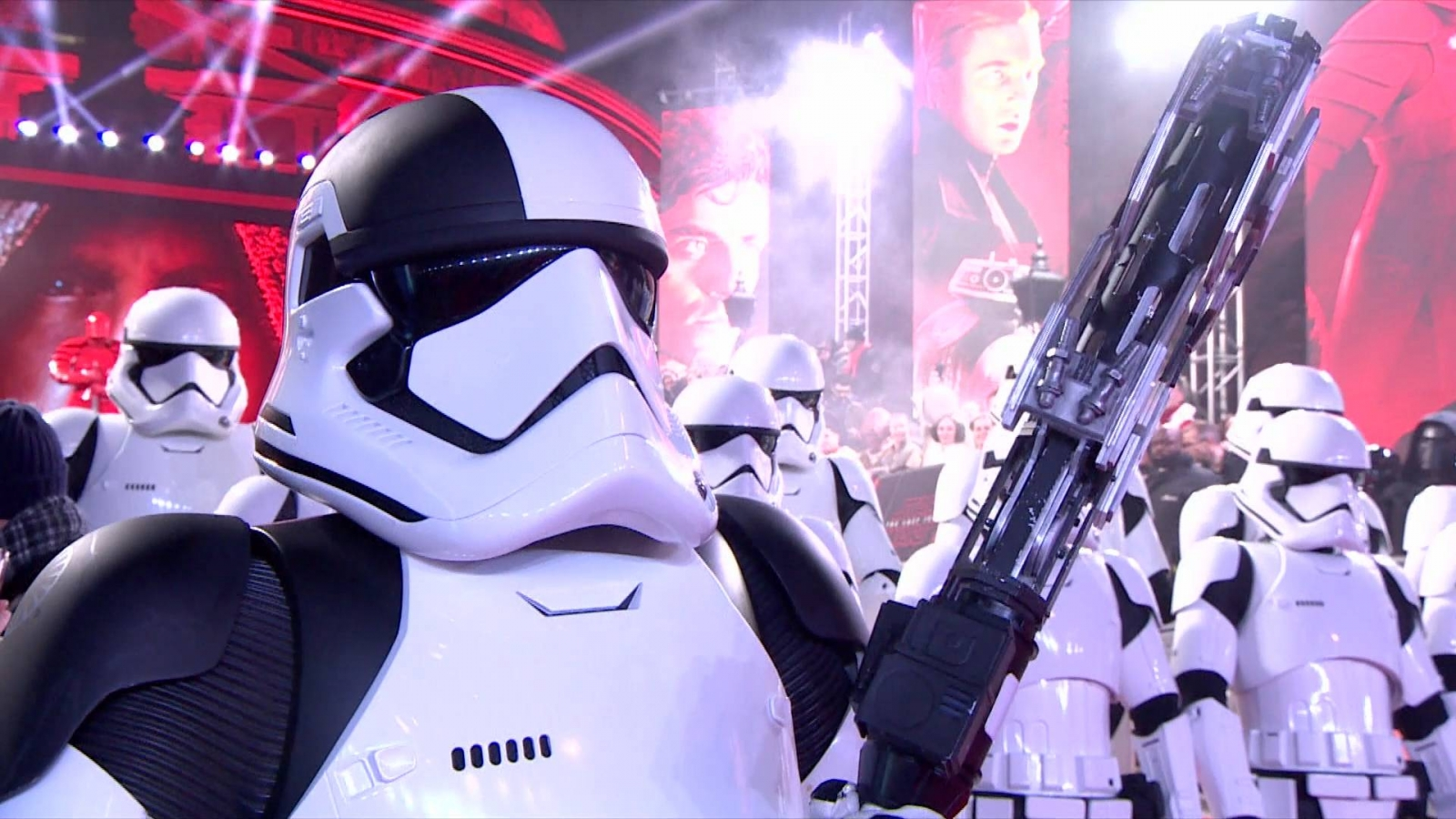 'Star Wars: The Last Jedi': European Premiere Report