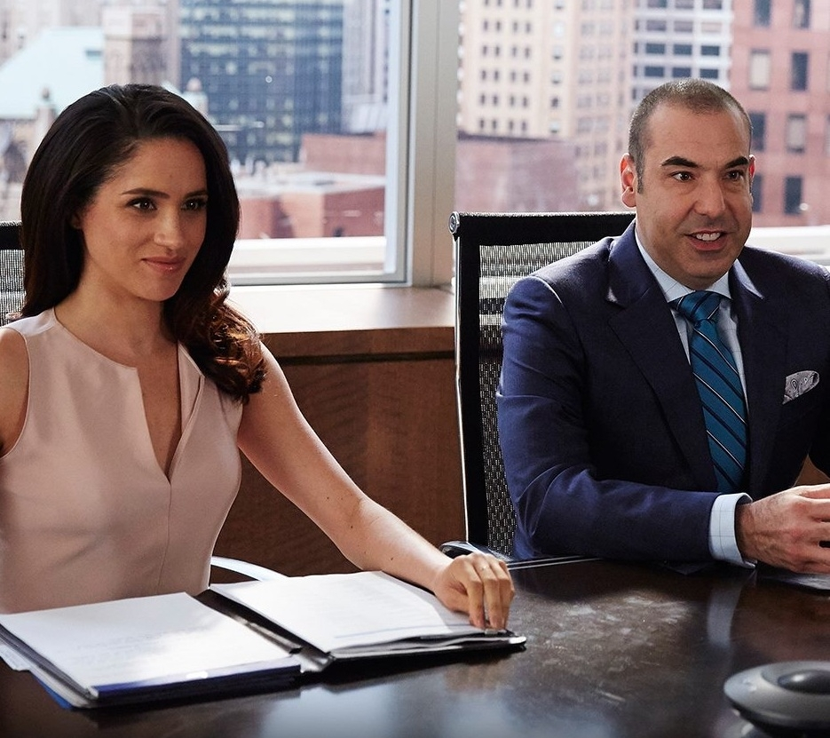 How Meghan Markle Stood Up To Suits Bosses Over The Number