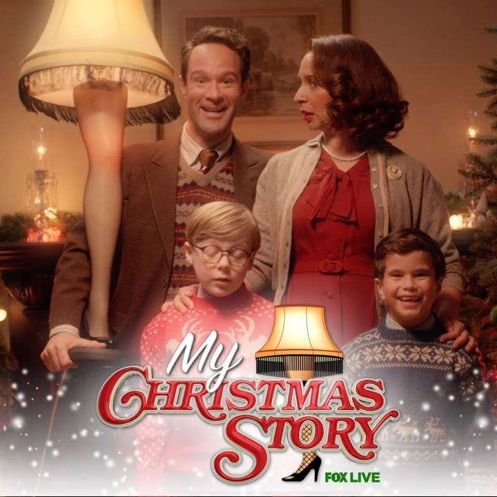 a christmas story live fox schedule