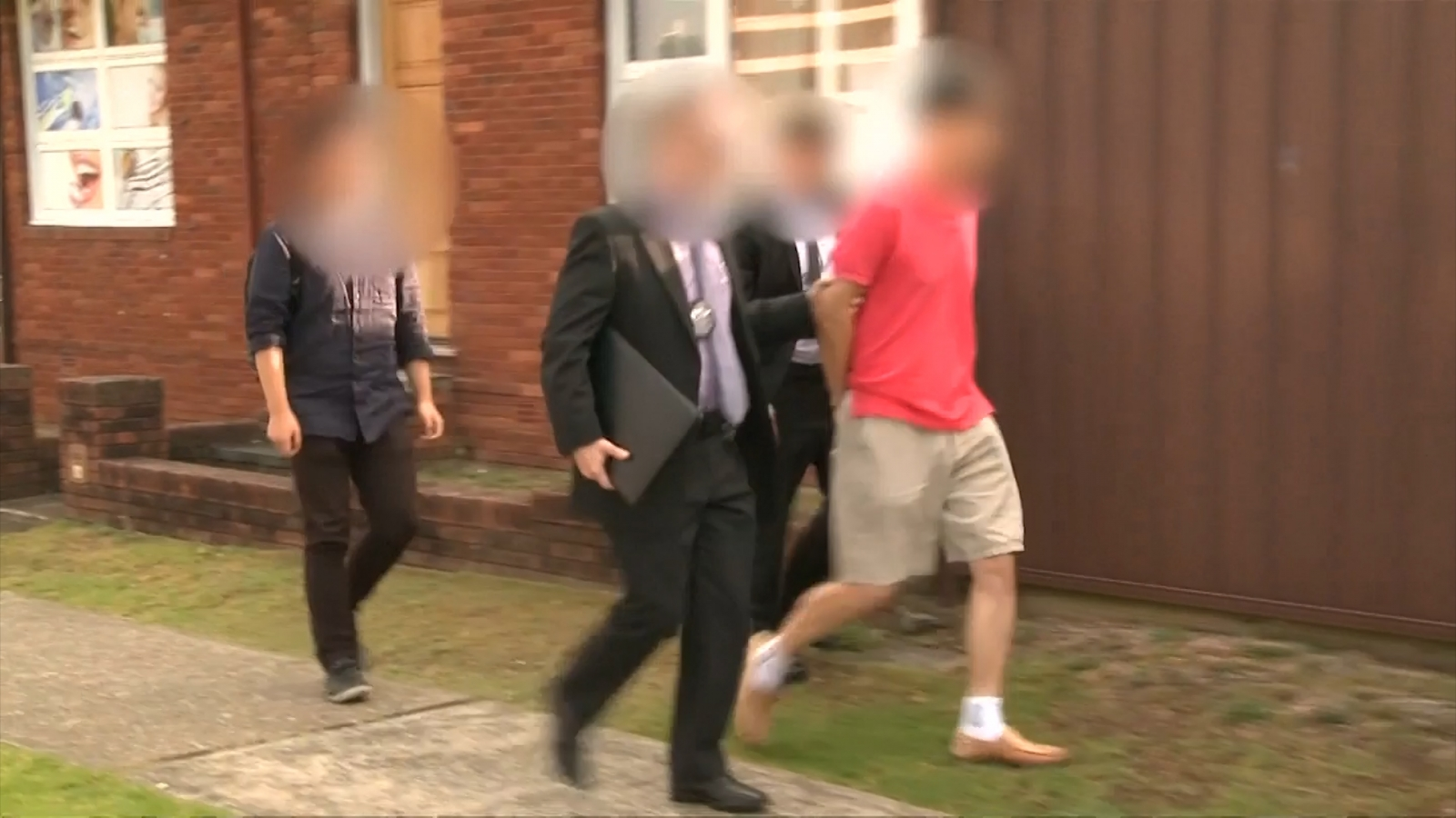 Sydney man arrested for being 'loyal agent' of North Korea