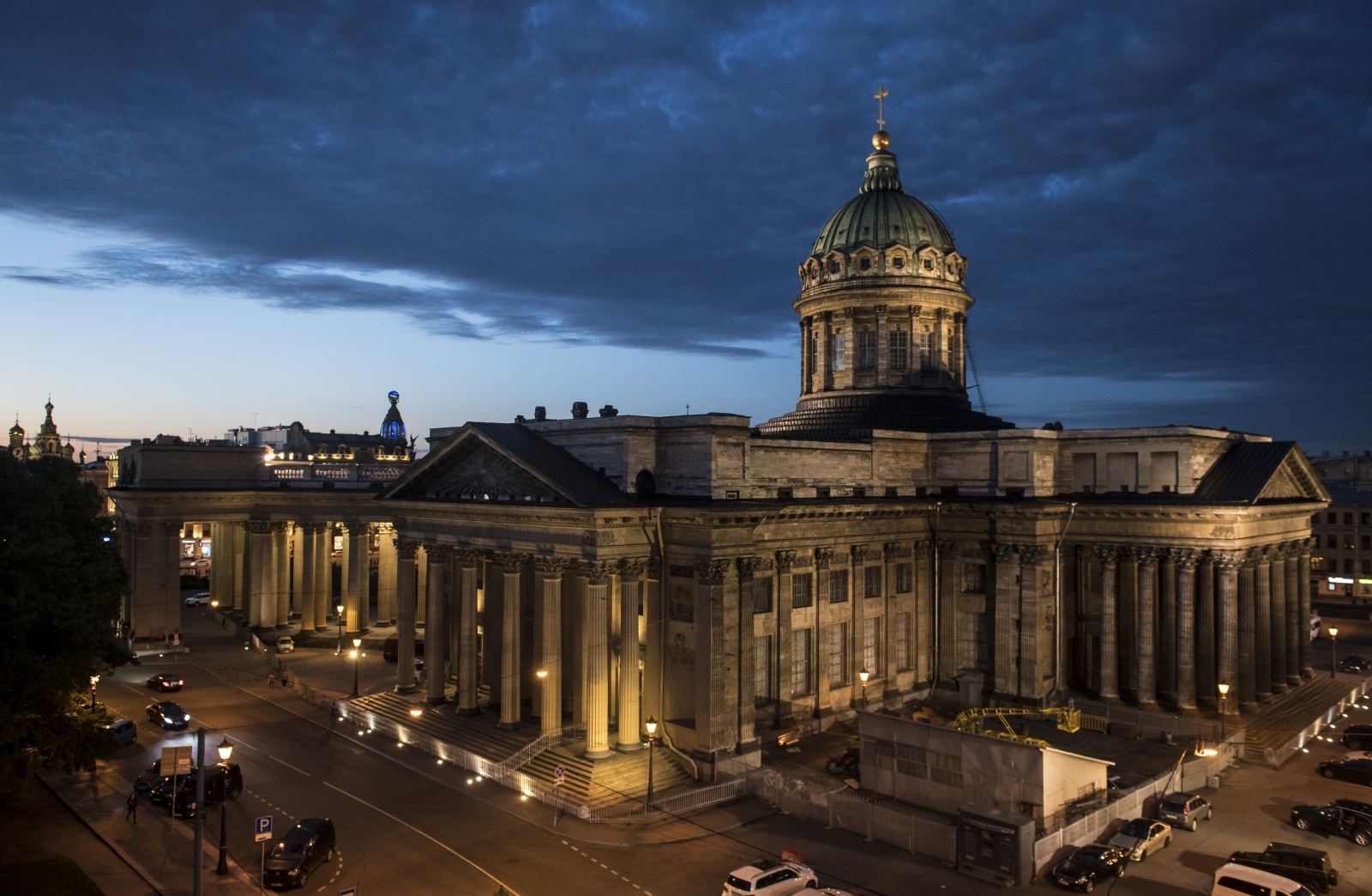 Kazansky Cathedral