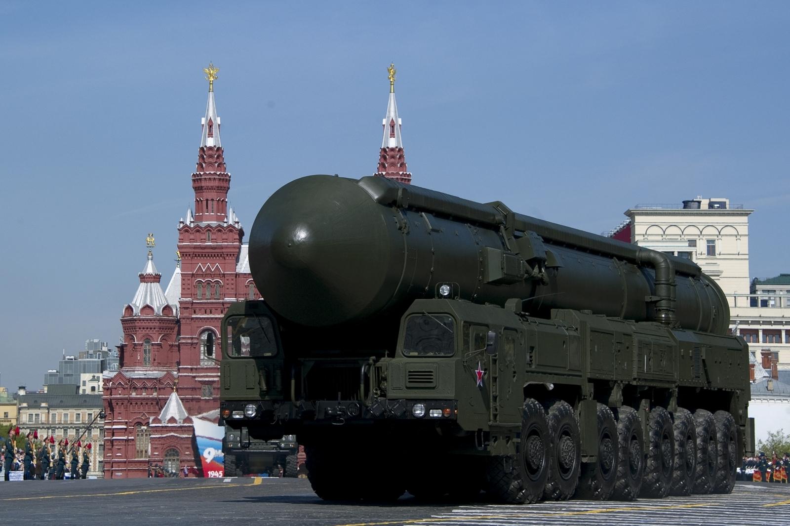 Russia ICBM