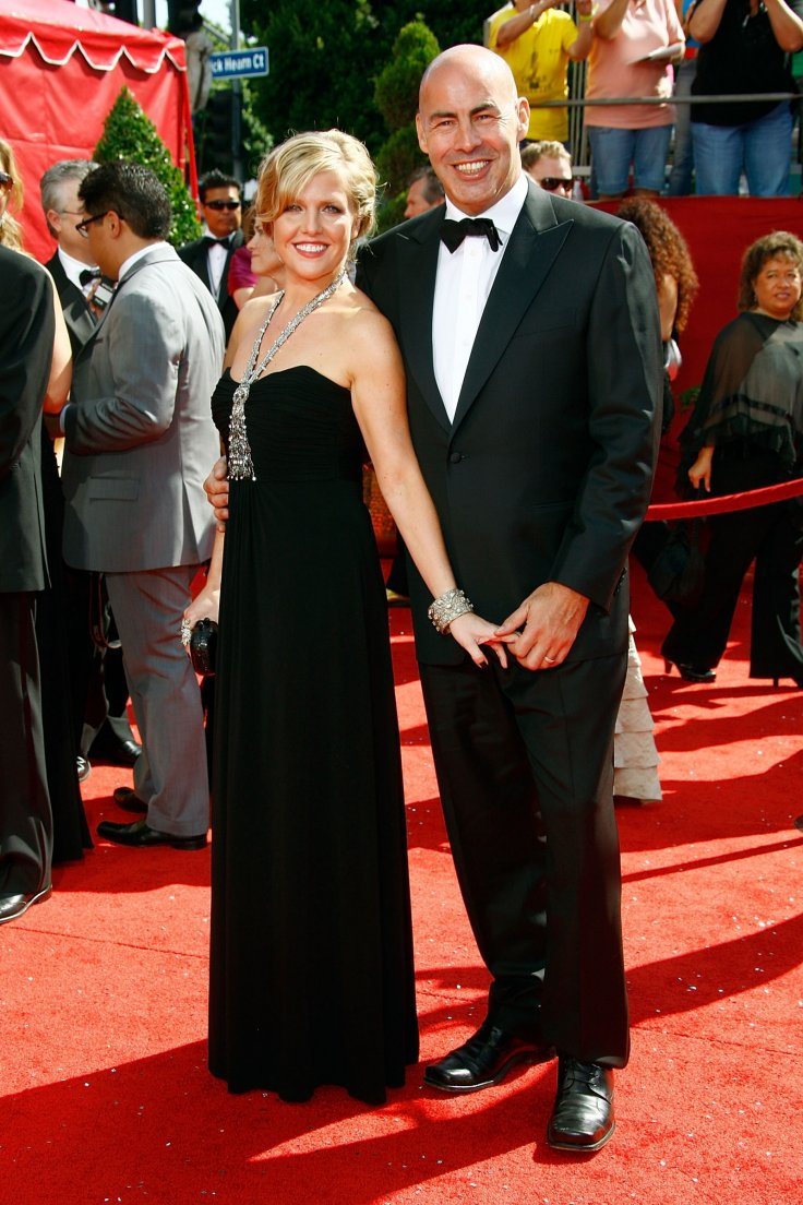 Terence Beesley and Ashley Jensen