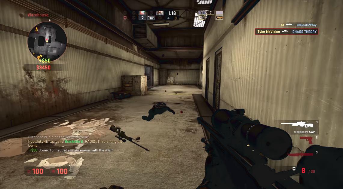 Counter Strike GO PUBG
