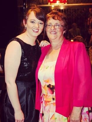 Melissa and Cheryl Taylor