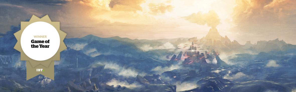 GOTY Zelda Breath of the Wild