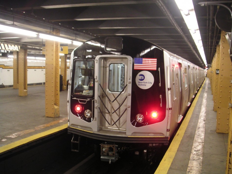 New York Subway Train