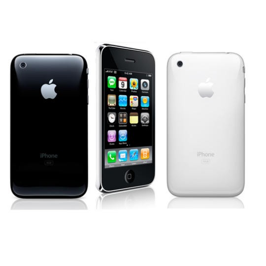 Second Generation: iPhone 3G