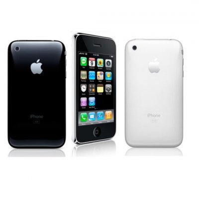Second Generation iPhone 3G