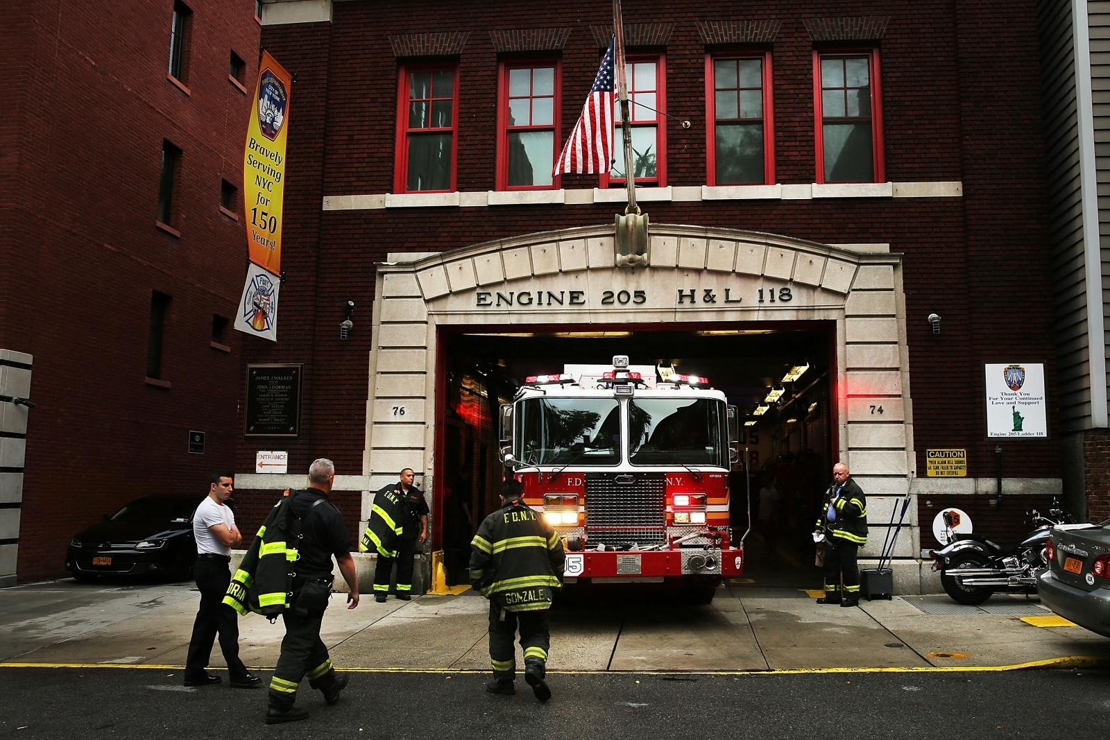 New York Fire Department