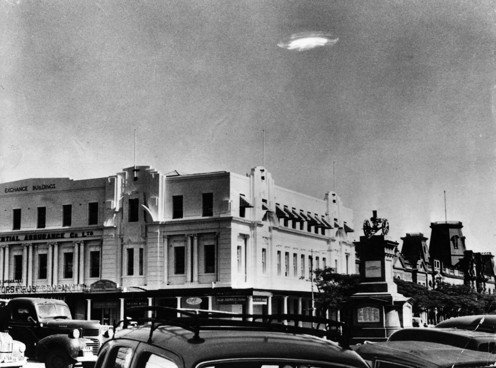 Unidentified Flying Object/UFO
