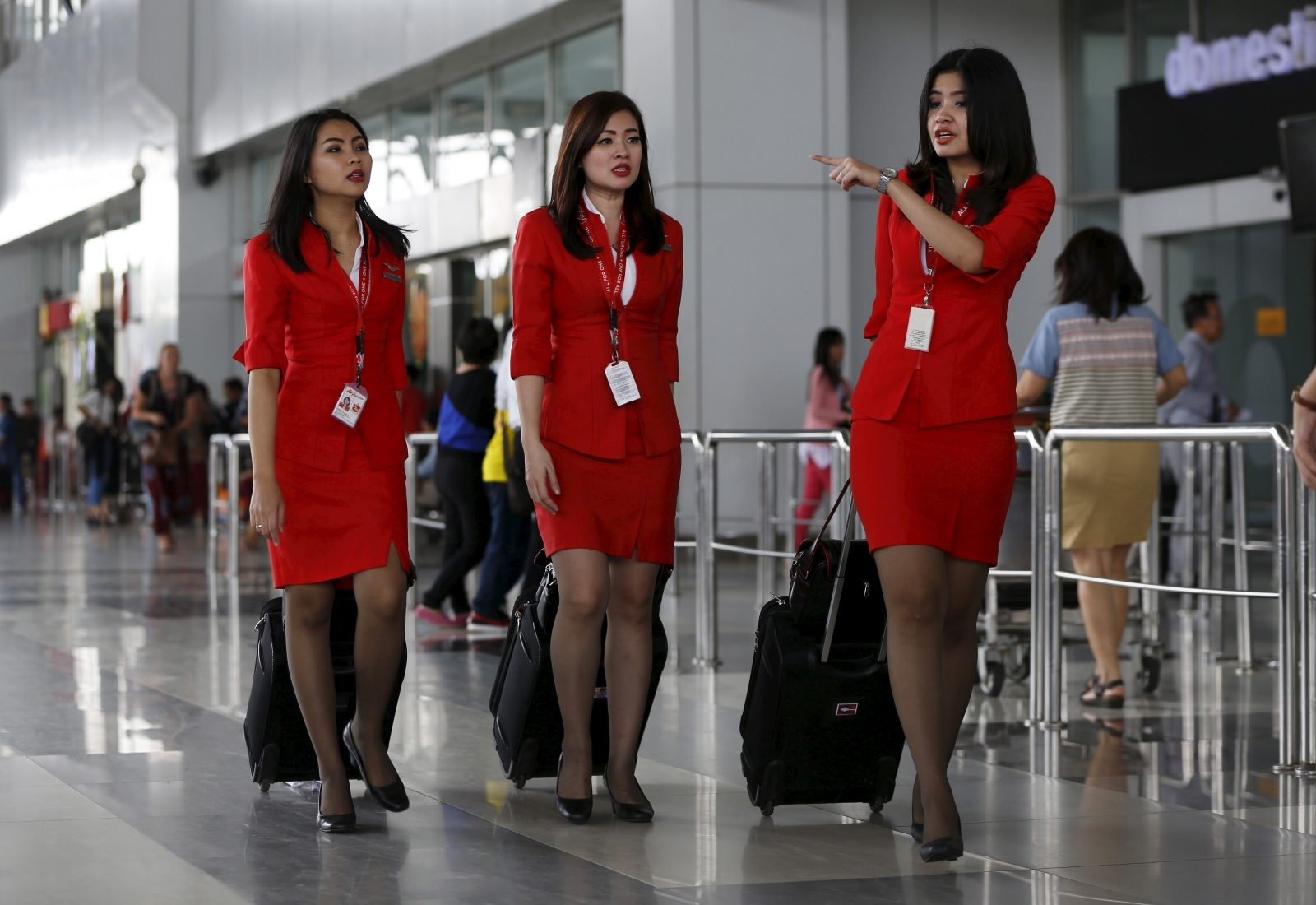 'Sexy' stewardess uniforms arouse debate in Malaysian parliament