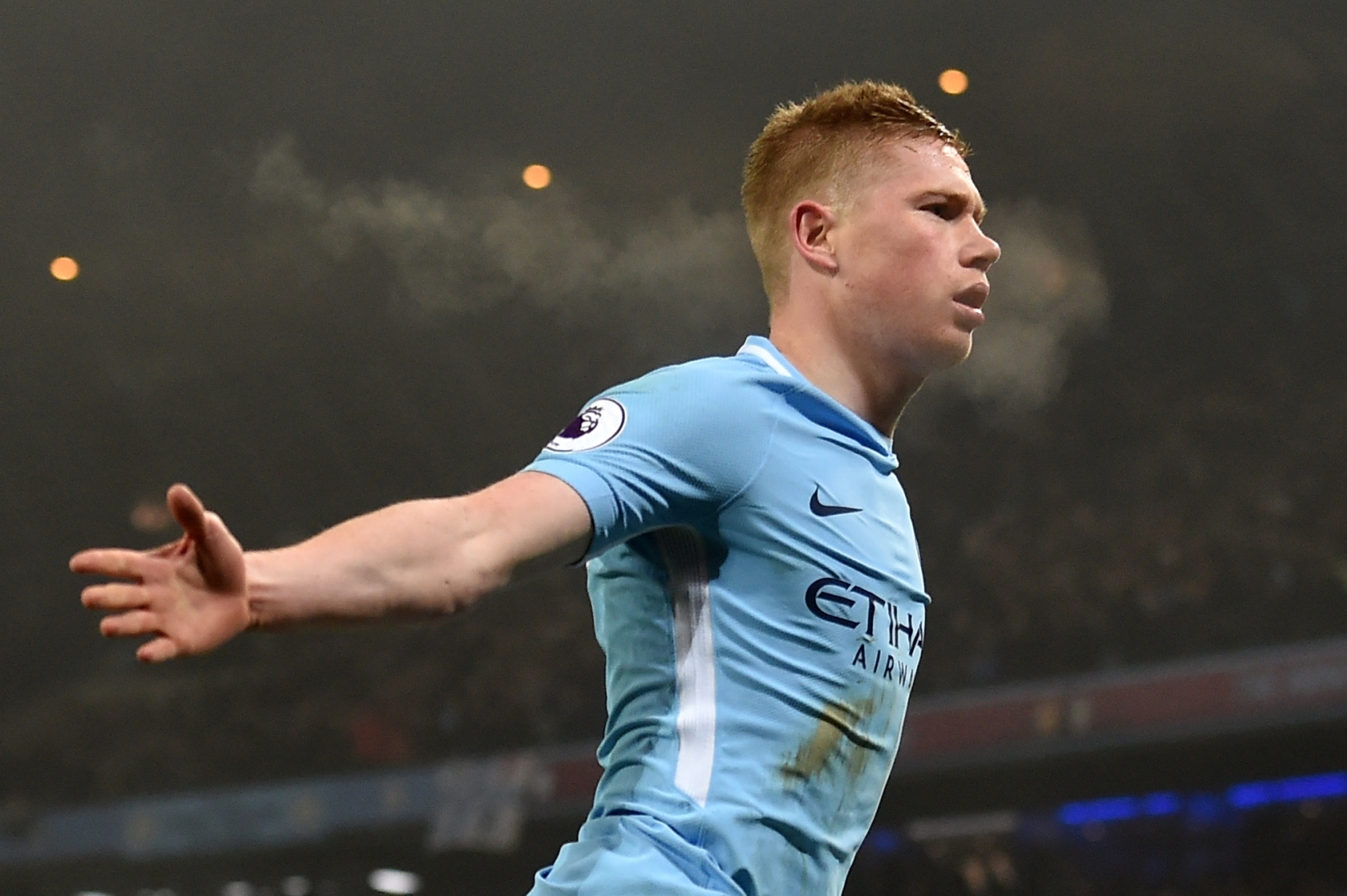 Manchester City's Kevin De Bruyne to get £200k per week deal