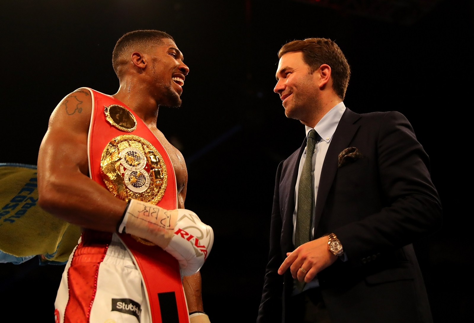 The two reasons Anthony Joshua vs Tyson Fury might NOT happen