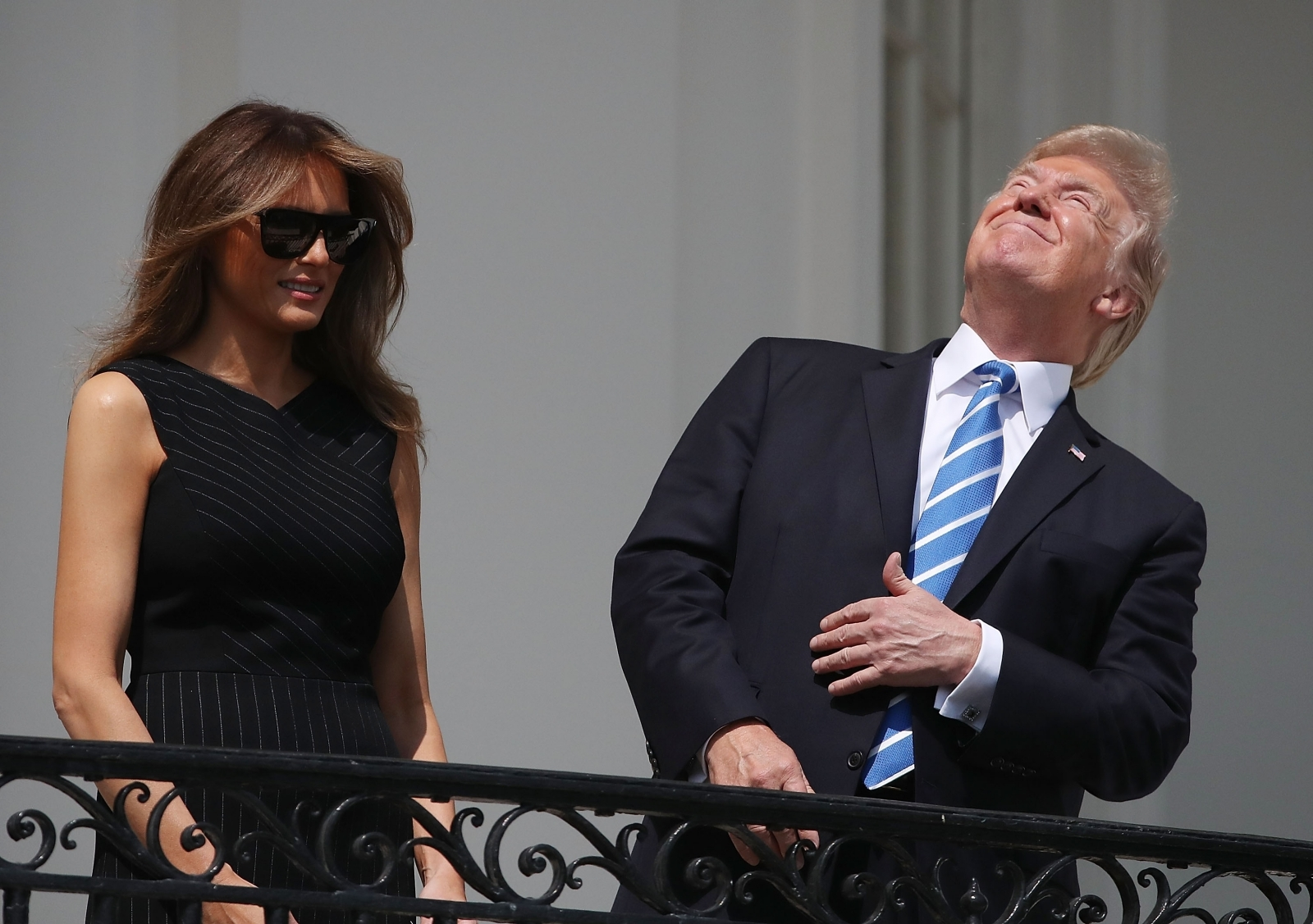 Pictures of the Year 2017 Donald Trump