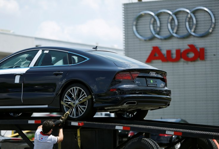 Audi Recalls Over Cars As Fuel Lines Can Leak - Audi recall