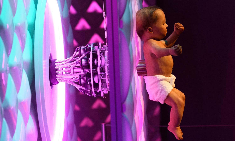 Robot Baby