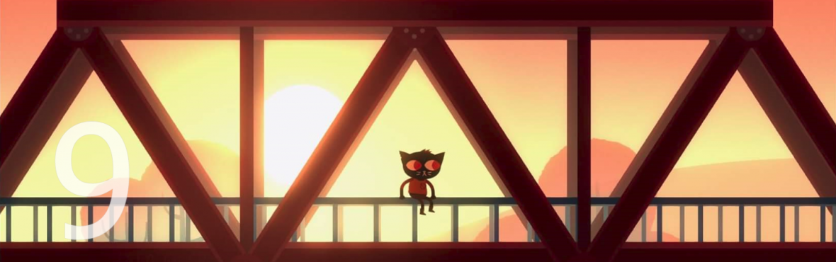 GOTY Night in the Woods