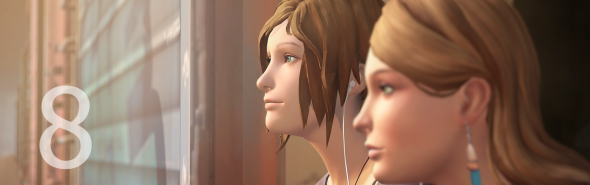 GOTY Life is Strange Before The Storm