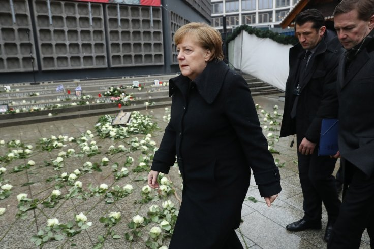 Germany Commemorates 2016 Christmas Market Terror Attack