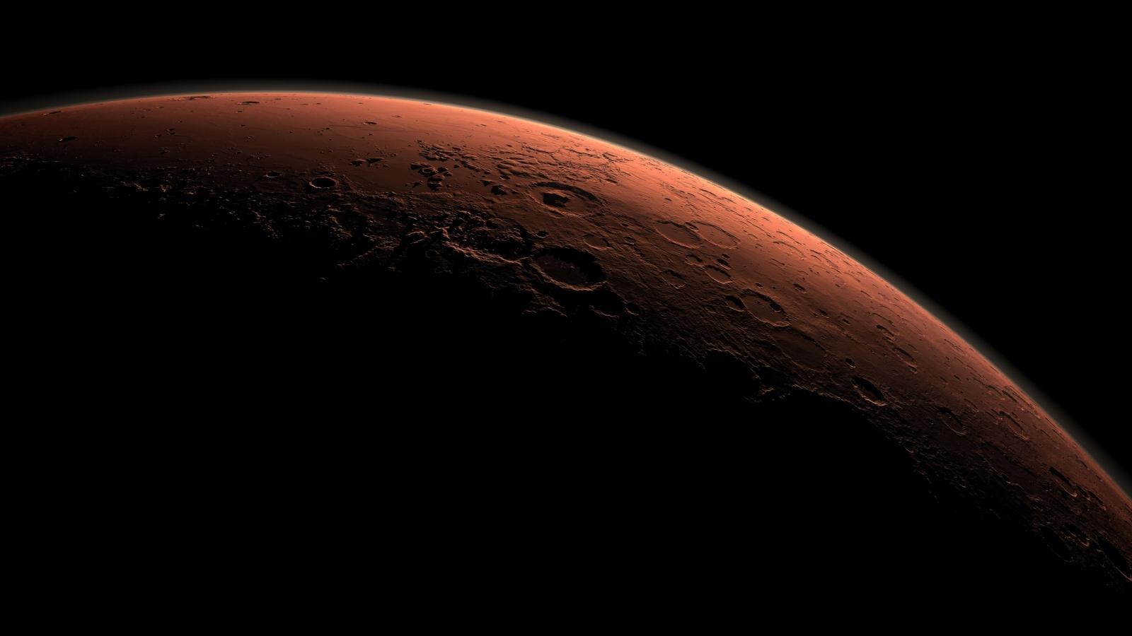 Mars formation