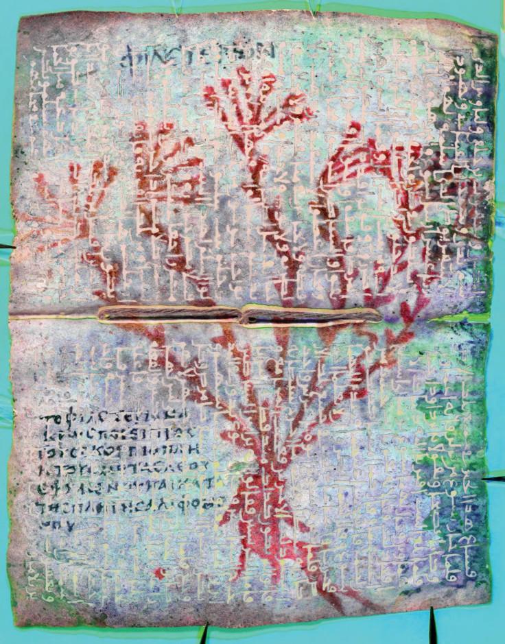 Lost texts - ancient medical text