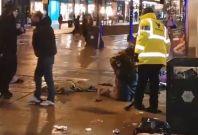 homeless Manchester