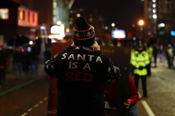 Premier League at Christmas