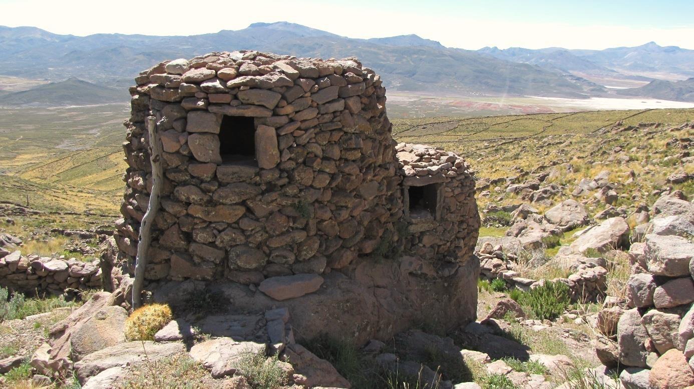 Ancient granary