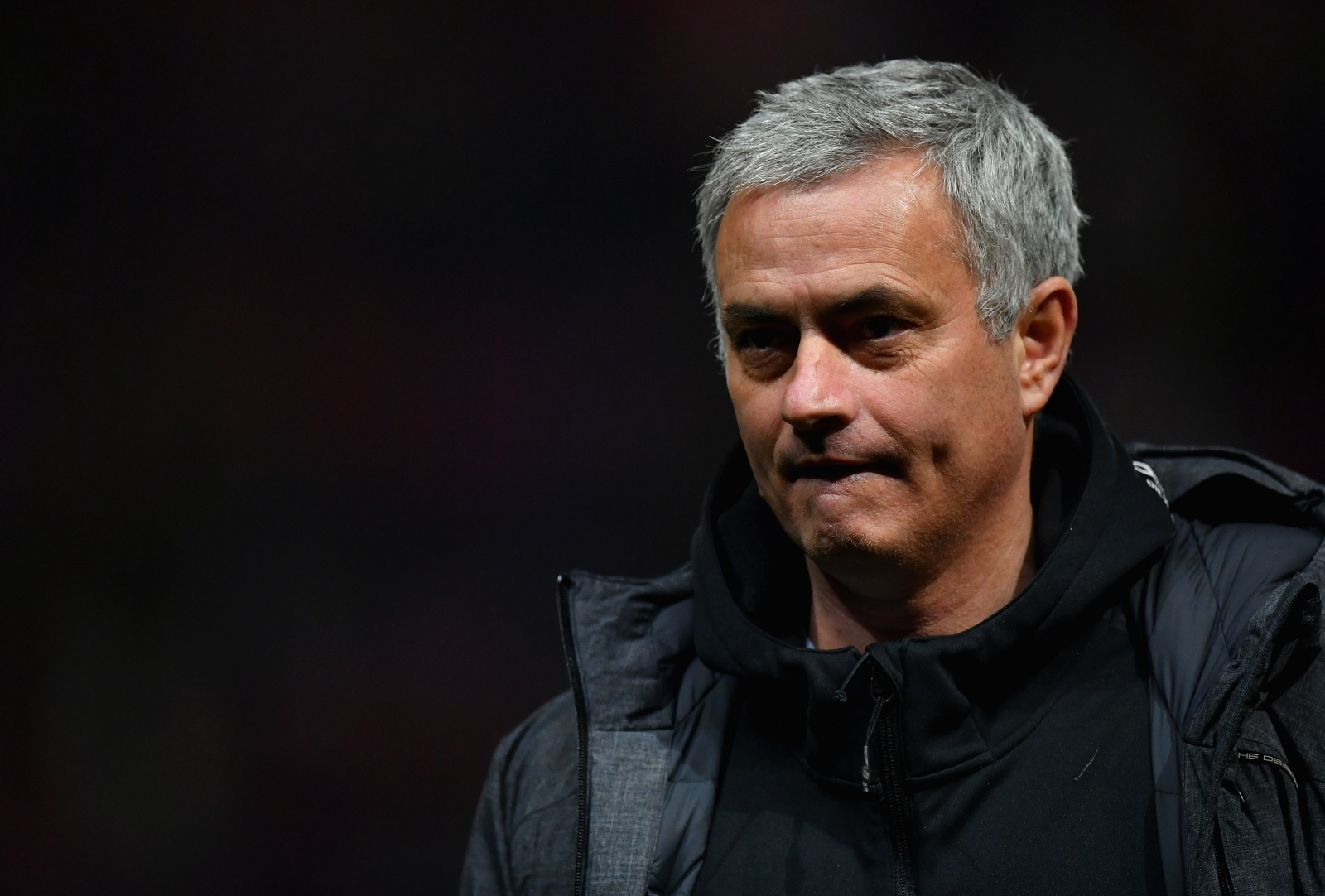 EPL: What Mourinho told Manchester United players during half time against Burnley