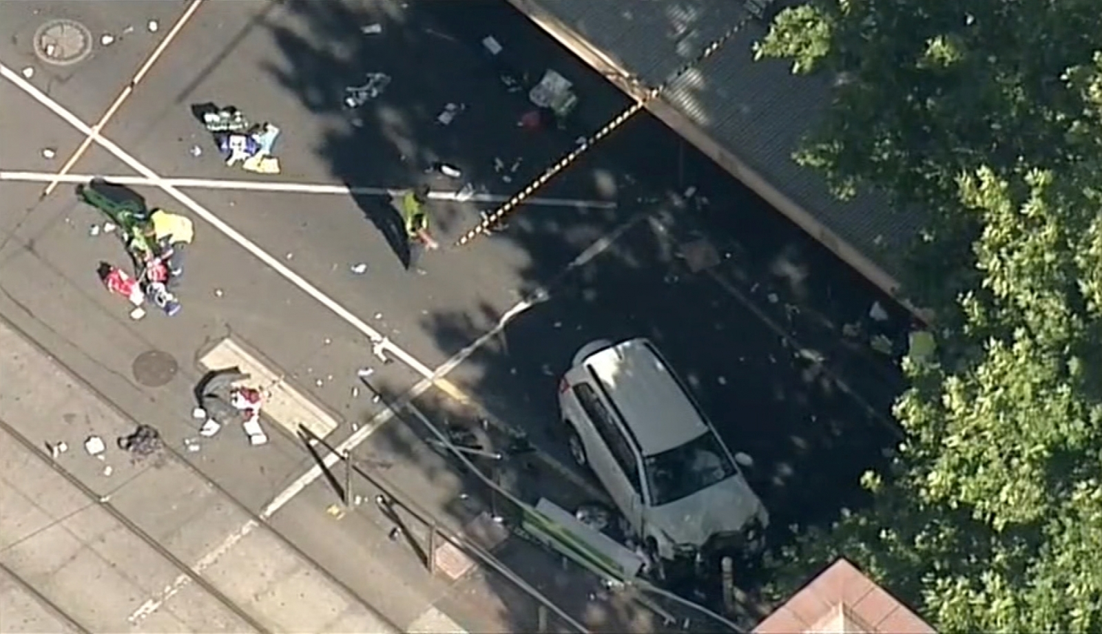 Melbourne vehicle attack was not linked to terrorism