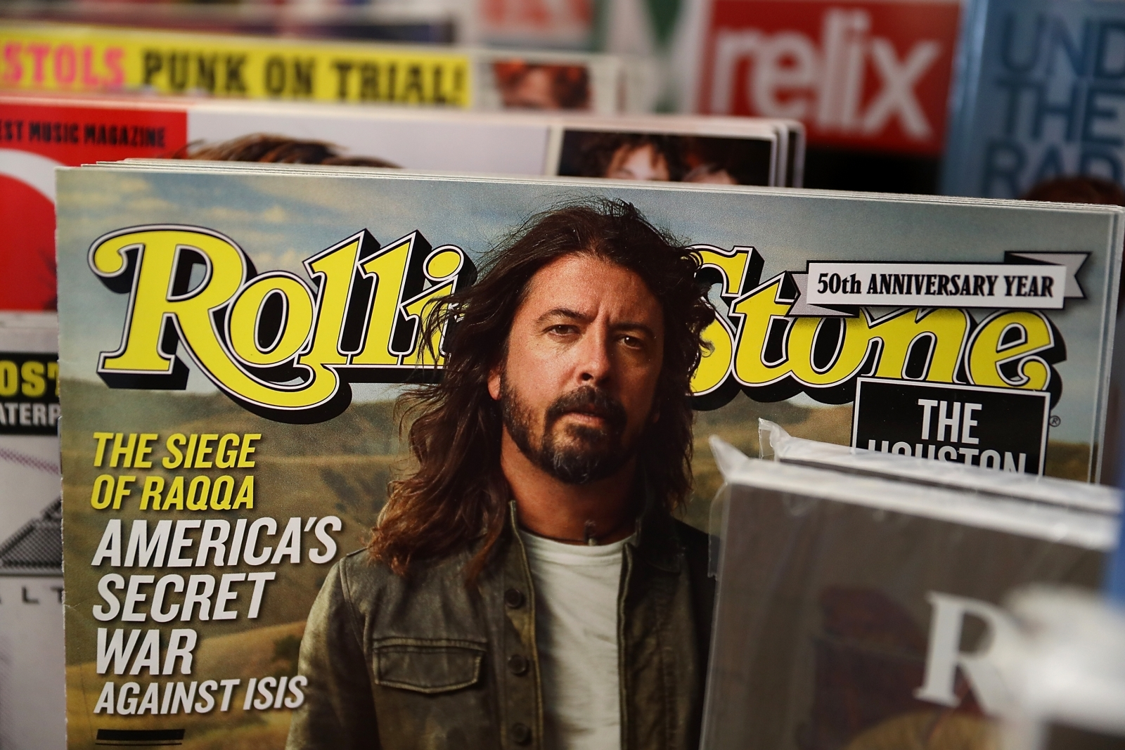 Penske Media buys major stake in Rolling Stone magazine