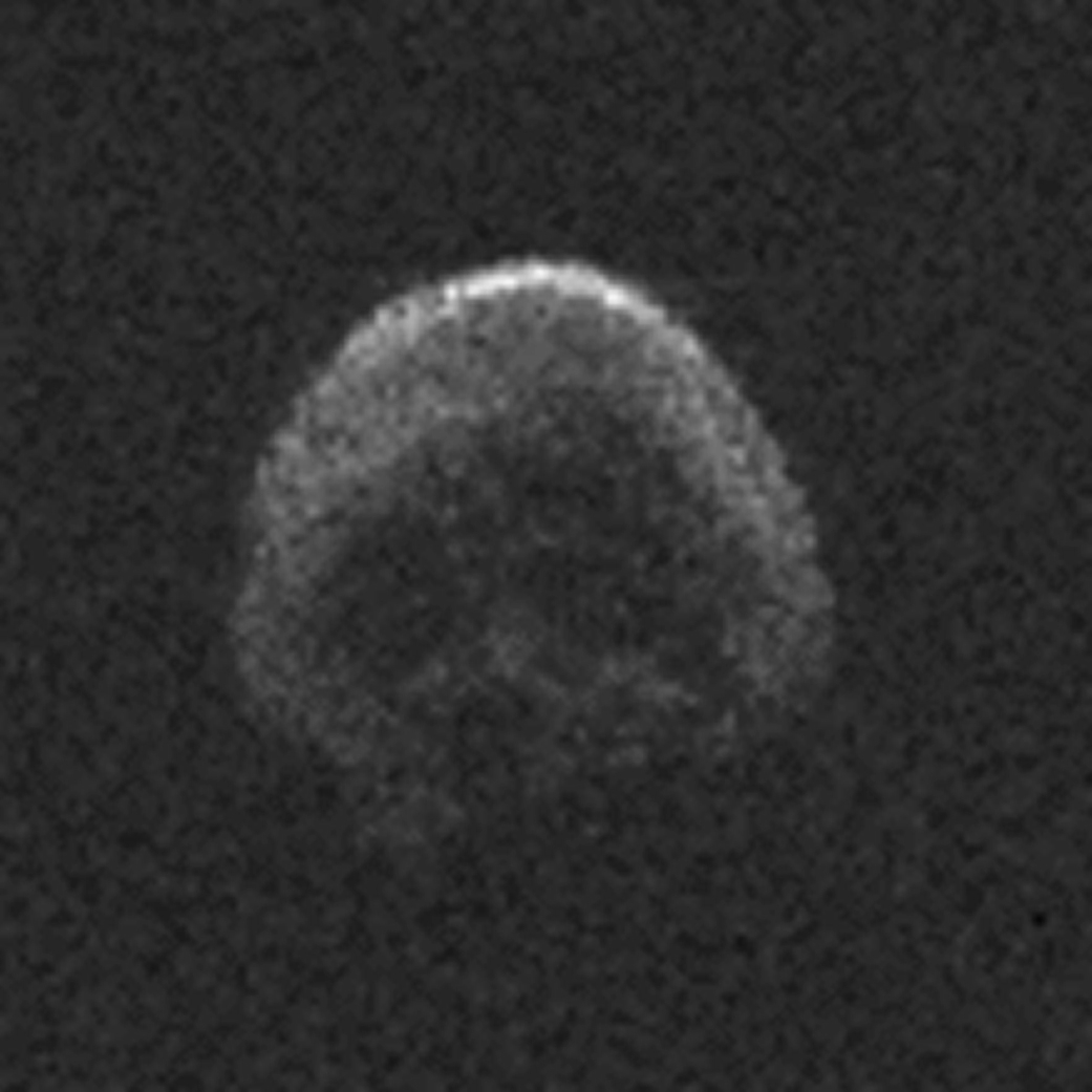 Skull-shaped Halloween Asteroid to Visit Earth Again Next Year