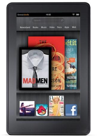 Amazon Kindle Flame