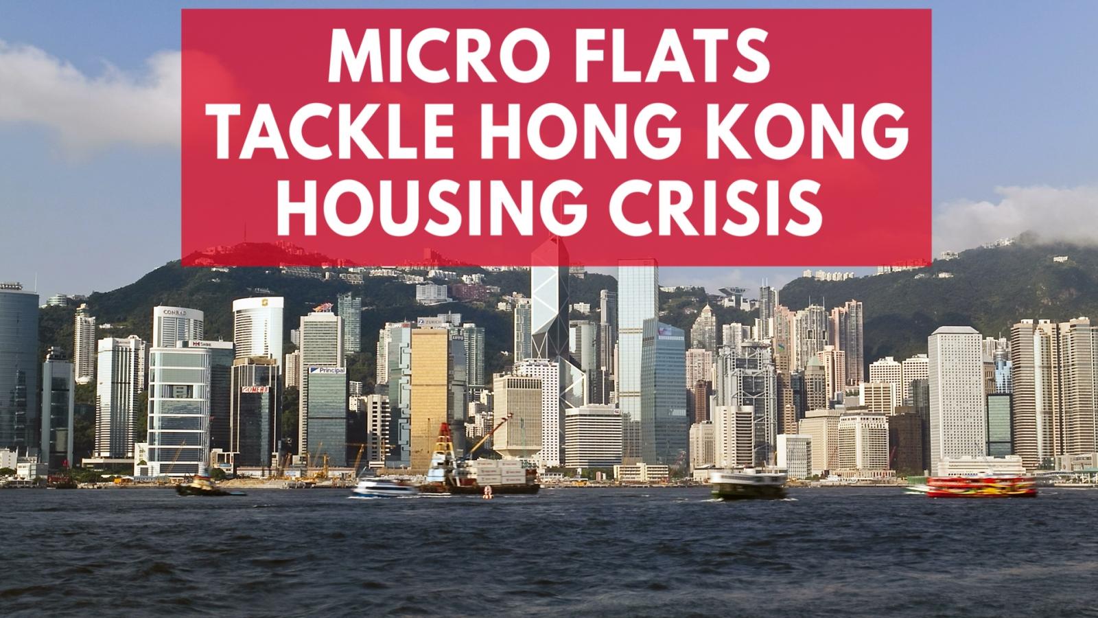 hong-kong-faces-a-housing-crisis-amid-micro-flat-popularity