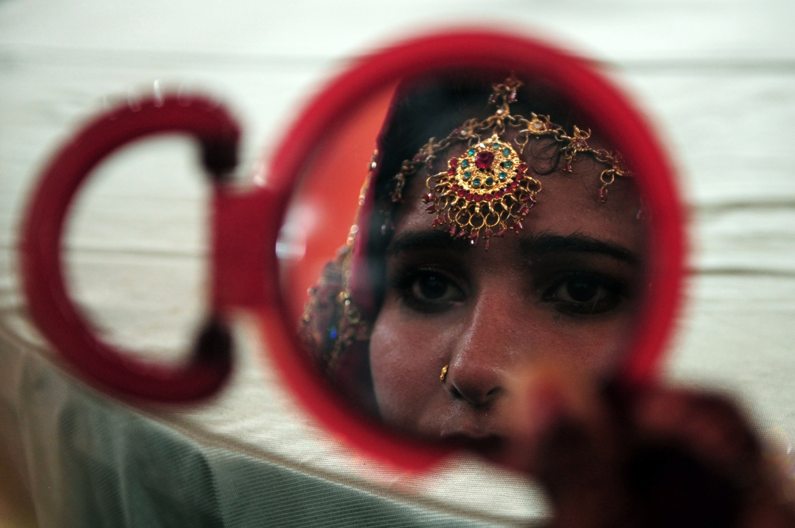 Police raided the ceremony of a ten-year-old girl in Pakistan who was about to be married to a 50-year-old