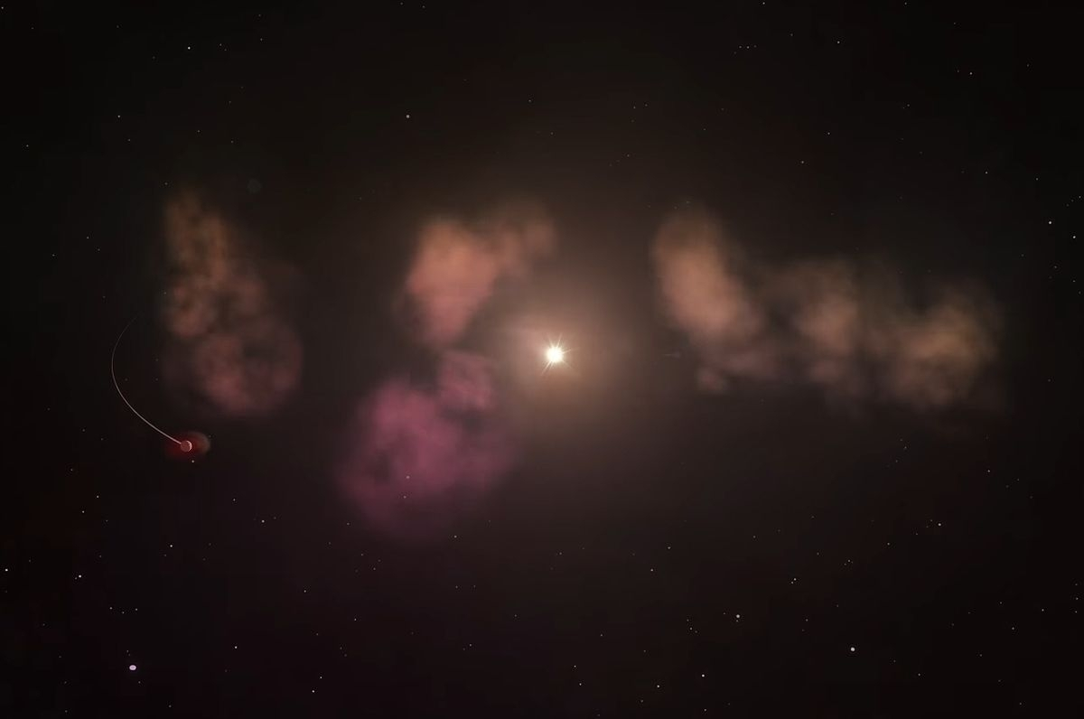 'Winking' star might be engulfing wrecked planets, says study