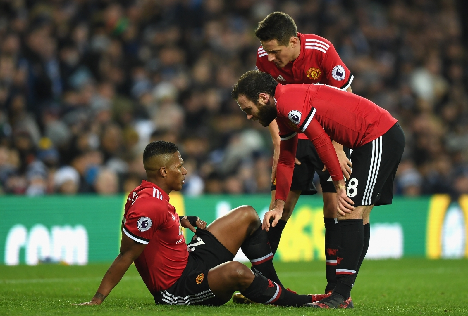 Mourinho Rules Midfield Duo Out Of Manchester United's Christmas Clashes